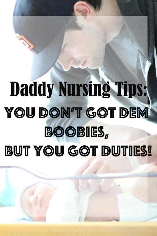 DaddyNursingTips