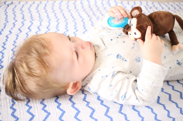 Nuby Natural Flex Pacifier Review